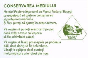 Read more about the article Ajutăm la conservarea mediului