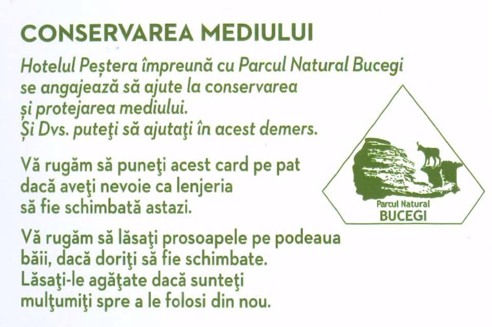 You are currently viewing Ajutăm la conservarea mediului